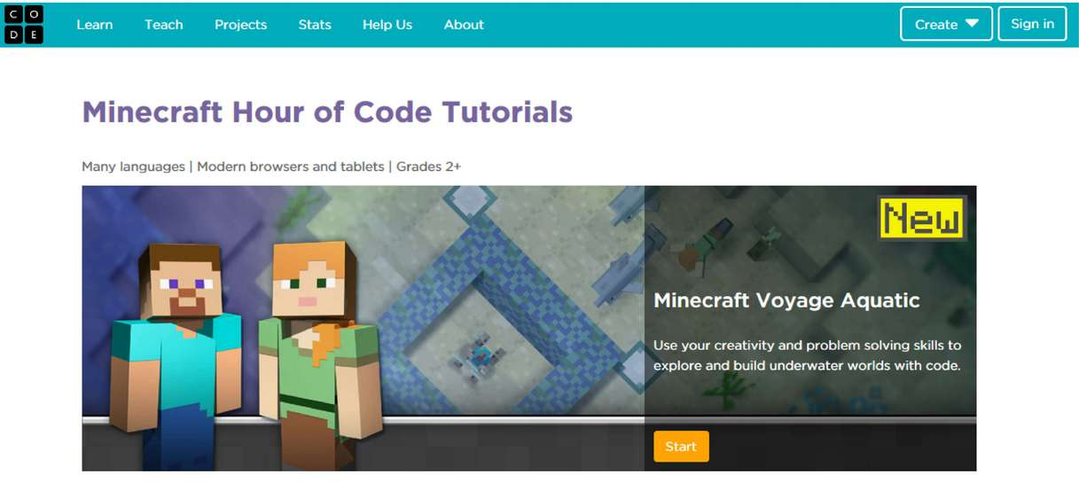 Hour of Code - สถาบันนวัตกรรมการเรียนรู้ ม มหิดล